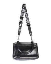 Givenchy - Logo Strap Crossbody Bag - Lyst