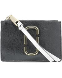Marc Jacobs Snapshot Zipped Wallet