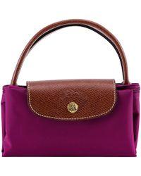 Longchamp - Le Pliage S Top Handle Bag - Lyst