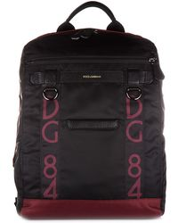 Dolce & Gabbana - Mediterraneo Backpack - Lyst