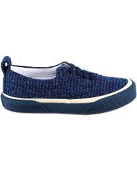 Céline - Lace-up Sneakers - Lyst