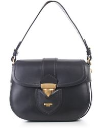 Moschino - Leather Shoulder Bag - Lyst