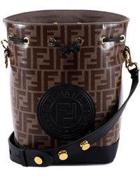 Fendi - Mon Tresor Bucket Bag - Lyst