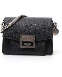 Givenchy - Mini Gv3 Shoulder Bag - Lyst