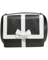 Boutique Moschino - Bow Detail Crossbody Bag - Lyst