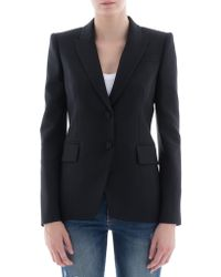 Alexander McQueen - Tailored Blazer - Lyst