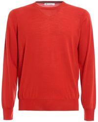 Brunello Cucinelli - Crewneck Sweater - Lyst