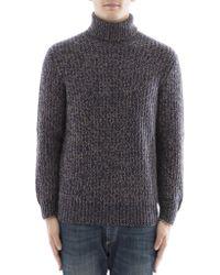 Brunello Cucinelli - Turtleneck Sweater - Lyst