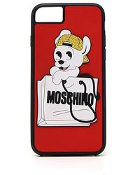 Moschino - Pudge Puppy Iphone 6, 6s & 7 Phone Case - Lyst