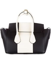 Bally - Small Bicolor Sommet Tote Bag - Lyst