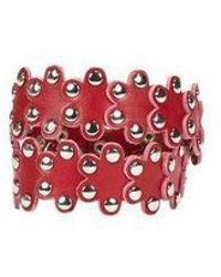 RED Valentino - Floral Bracelet - Lyst