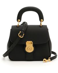 Burberry - Small Dk88 Tote Bag - Lyst