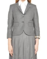 Thom Browne - Watch Embellished Jacket - Lyst