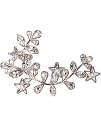 DSquared² - Crystal Studded Clip Earring - Lyst