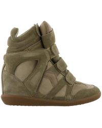 Isabel Marant - Beckett Sneakers - Lyst