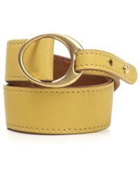Céline - Leather Wrap Bracelet - Lyst