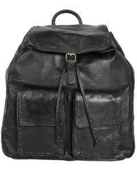 Saint Laurent - Nino Double Front Pocket Backpack - Lyst
