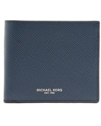 Michael Kors - Harrison Billfold Wallet - Lyst