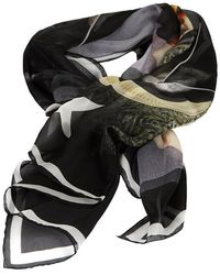 Givenchy - Madonna Printed Scarf - Lyst