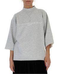 Golden Goose Deluxe Brand - Logo Sweatshirt - Lyst