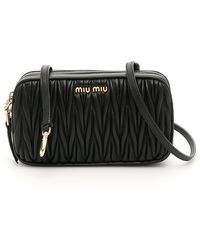 Miu Miu - Padded Shoulder Bag - Lyst