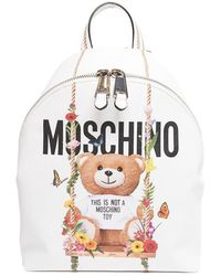 Moschino - Teddy Backpack - Lyst