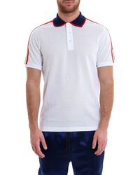 121dfe8e7 Men's Gucci Polo shirts Online Sale - Lyst