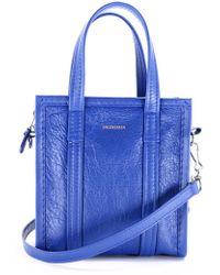Balenciaga - Bazar Shopper Xxs Bag - Lyst