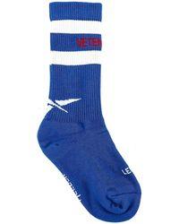 Vetements - Striped Socks - Lyst