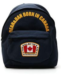 DSquared² - Canada Patch Backpack - Lyst