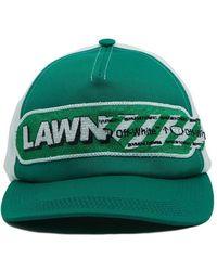 Off-White c/o Virgil Abloh - Lawn Snap Back Hat - Lyst