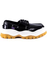 Eytys Mykonos Chunky Lace-up Shoes