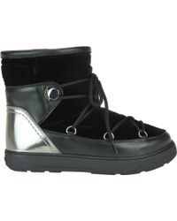 Moncler - New Fanny Snow Boots - Lyst