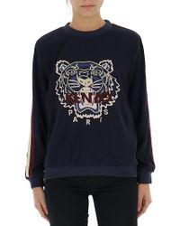 179f0cfe498 Lyst - KENZO Flying Tiger Intarsiaknit Sweater