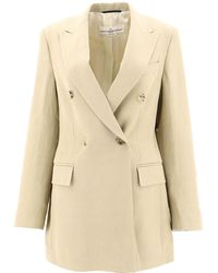 Golden Goose Deluxe Brand - Double Breasted Blazer - Lyst
