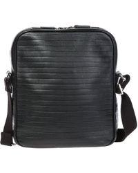 Dior Homme - Striped Crossbody Messenger Bag - Lyst