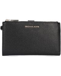 MICHAEL Michael Kors - Logo Removable Strap Clutch - Lyst