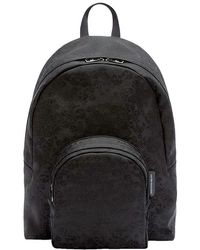 Alexander McQueen - Skull Print Backpack - Lyst