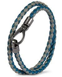 Tod's - My Colours Braided Bracelet - Lyst
