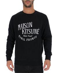 9b48759d Dolce & Gabbana Royal Lion Print Sweater in Green for Men - Lyst
