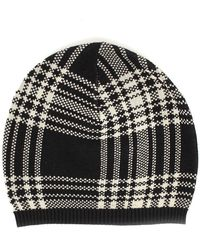 Dries Van Noten - Checkered Hat - Lyst