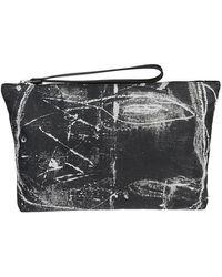 Alexander McQueen - Faded Shopper Tote Bag - Lyst