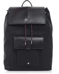 Dior Homme - Flap Backpack - Lyst