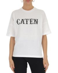DSquared² - Caten Printed T-shirt - Lyst