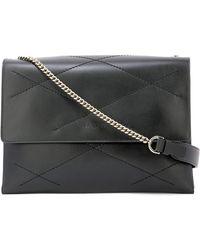 Lanvin - Sugar Leather Shoulder Bag - Lyst