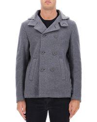 Herno - Pea Hooded Coat - Lyst
