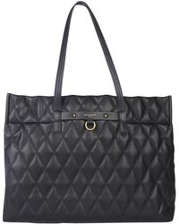 e1dcfaf2be Givenchy - Duo Tote Bag In Quilted Canvas - Lyst