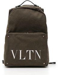 Valentino - Garavani Vltn Rockstud Backpack - Lyst