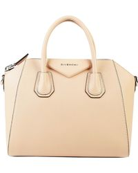 Givenchy - Small Antigona Leather Tote Bag - Lyst ddba411f5a120