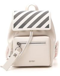 Off-White c/o Virgil Abloh - Diag Stripes Backpack - Lyst
